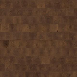 539076 Дуб Селектив Антик Коричневый (Торцевой распил)
