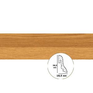 Плинтус для ламината Wineo 18.5/38.5 МДФ 30030375 Classic Oak